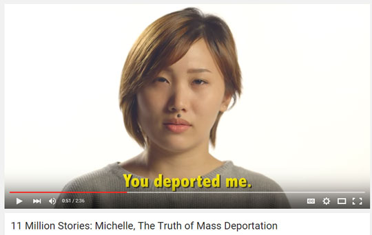 You-deported-me